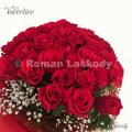 Ruža - cena za kus min 5 kusov