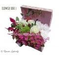 Kvety v krabičke 1
